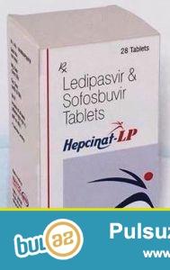 Hepcinat-LP – новый препарат для лечения хронического гепатита С генотипа 1 у взрослых без применения интерферонов...