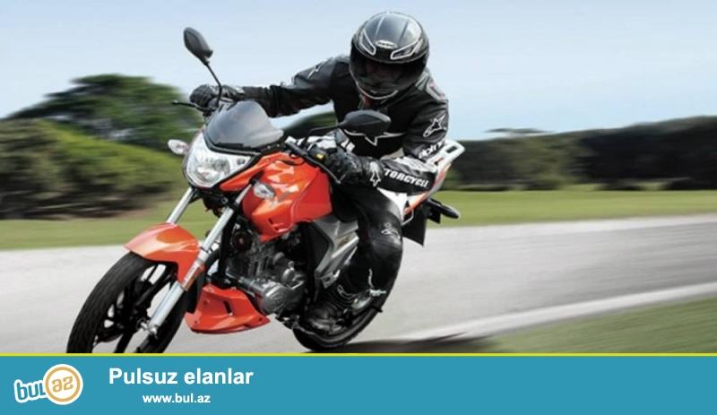 Suzuki Haojue motosikli-çox ehtiyyatla sürülüb? Olduqca dözümlü motorlardır bunlar...