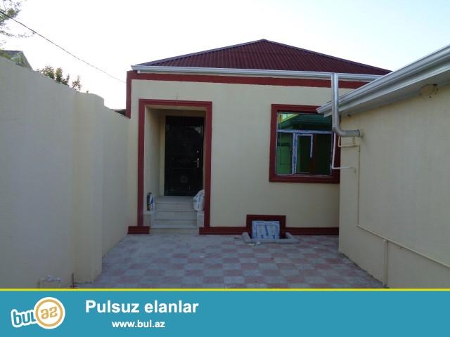 Sabunçu rayonu, Zabrat 1 qəsəbəsi, Rahid şadılıq sarayın yanı, mərkəzi yoldan 70 metr məsafədə tikilmiş 1...