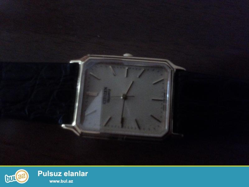 citizen firmasi saat satilir islemir amma duzeltdirmek olar 50 azn asagi yeride var
