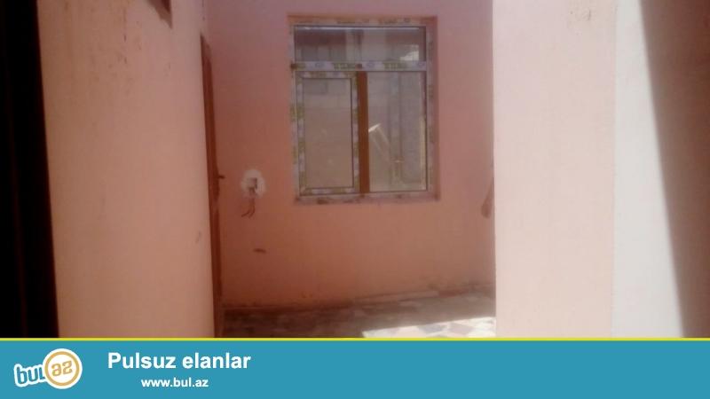В Сабаильском районе на 20-ом участке предлагается одноэтажный дом, состоящий из 2-х комнат...