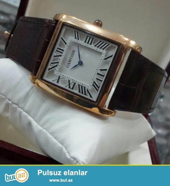 Cartier karopka ve hediyye paketi ile birlikde catdirilma