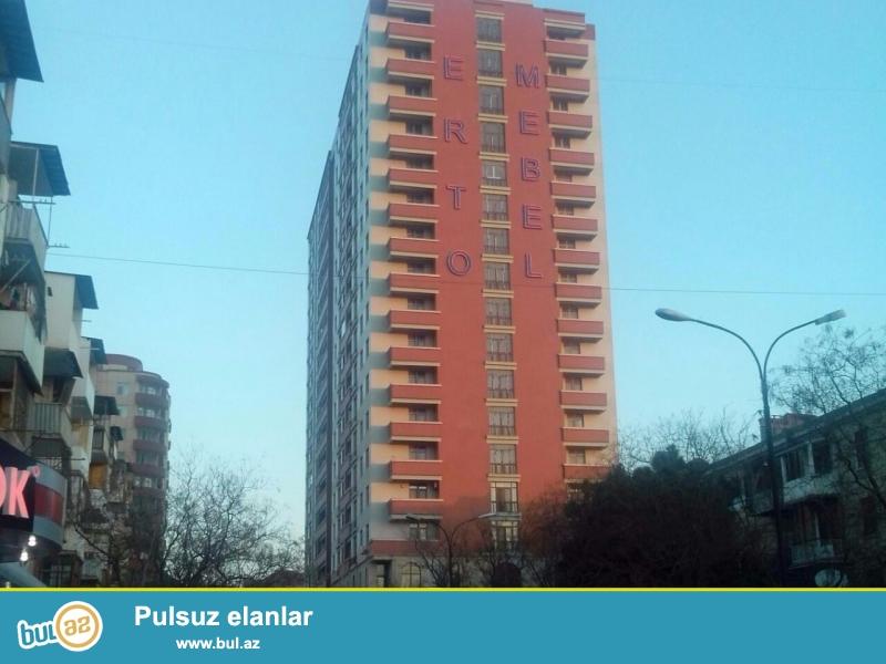 Новостройка! Cдается 3-х комнатная квартира в центре города, в Насиминском районе, на пересечении улиц Д...