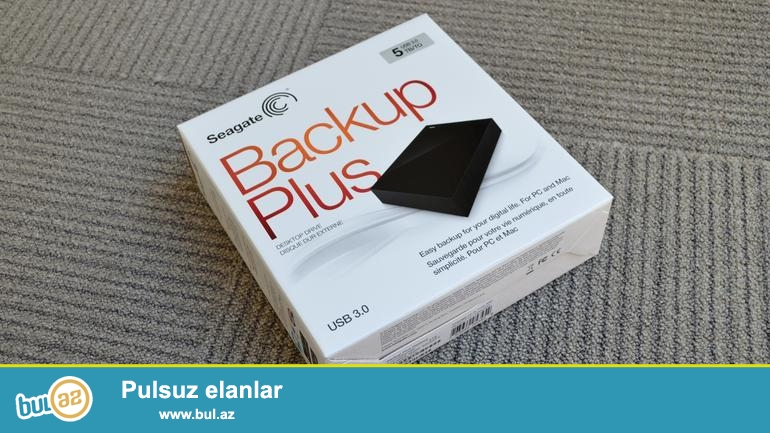 Seagate Backup Plus 4TB USB 3.0 External Hard Drive...