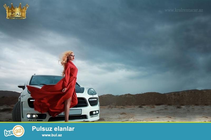 Ən son model  avtomobilləri      Kral rent a carda      sərfəli qiymətlərlə gündəlik icarəyə götürə bilərsiniz...