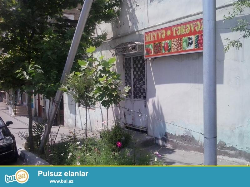 Obyekt gozəllik salonu, ofis, ərzaq və meyvə tərəvəz dükanı, dərzi sexi və s...