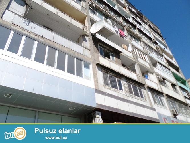 Продается 2-х комнатная квартира в Бинагадинском районе, в 7 МКР-е...