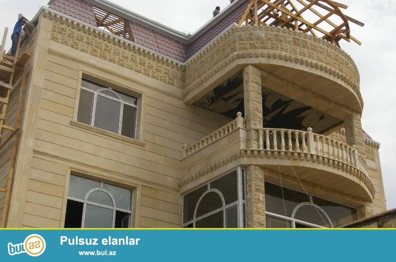Baq evlerinin villalarin hasarlarin aaqlay dashi ile uzlenmesi   tikinti  layihelendirilmesi  Mutexessis baxishi  smetanin hazirlanmasi   dizayn ishleri goruruk