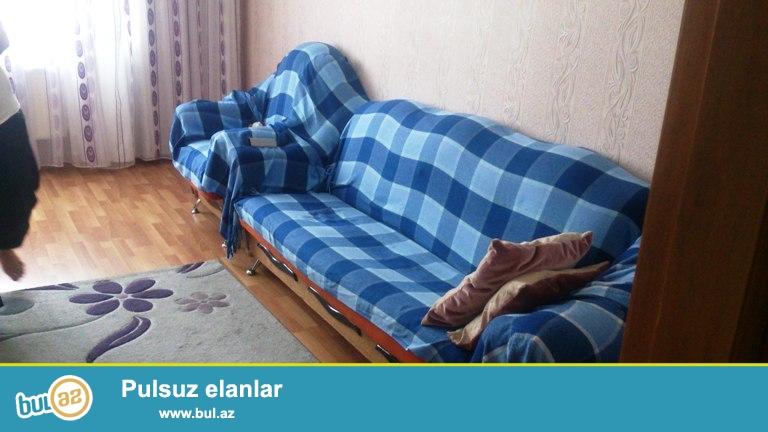 Cдается 3-х комнатная квартира в Насиминском районе, в 3 МКР-е, рядом с метро Мемар Аджеми...