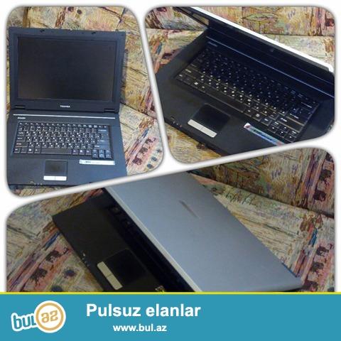 Toshiba-L30<br /> Pro:Intel Pentium<br /> Ram:1512<br /> Vga:Intel<br /> Hdd:160<br /> Screen:14<br /> Qara rengdedir...