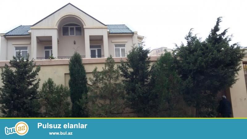 Сабаильский район, поселок Патамдарт, рядом с рестораном «Qizil baliğ» сдается 3-х этажная вилла...