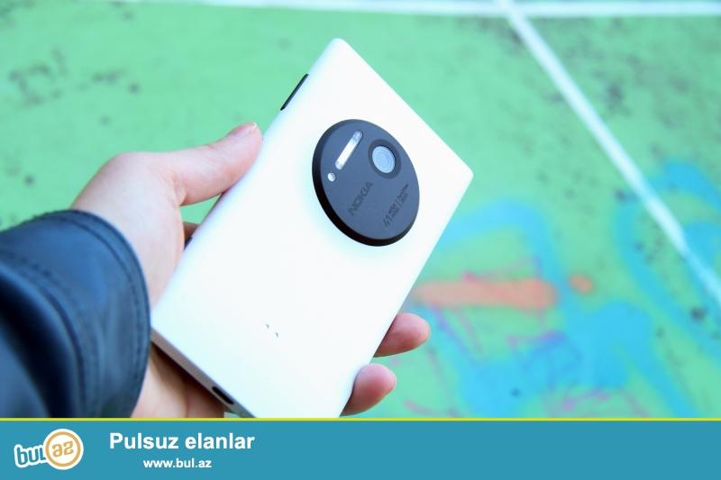 Lumia 1020 təcili satılır. 41 mpx ölçüyə sahib yeganə smartfondur...
