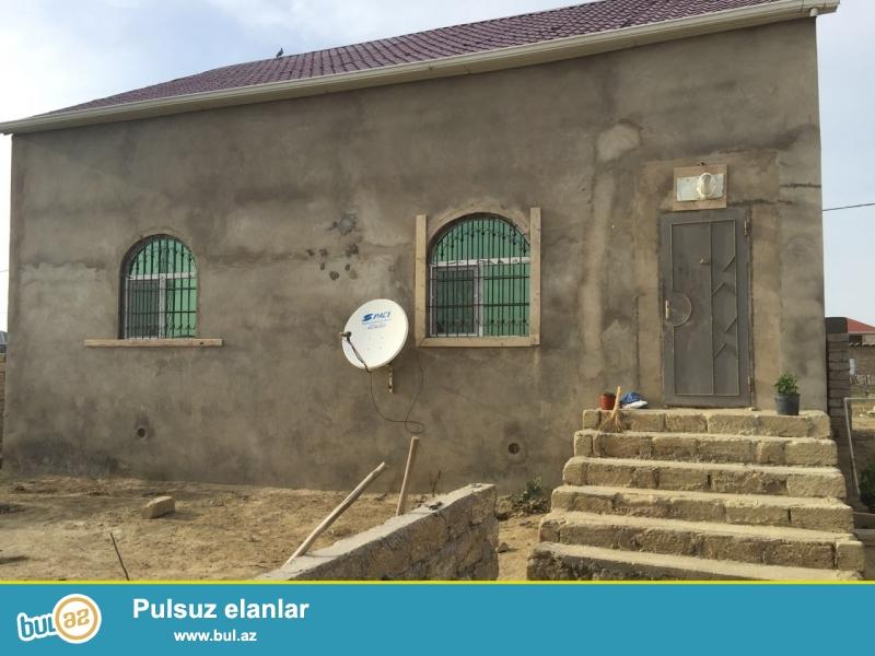 Tecili satilir!Kurdexani qesebesinde, 4 sotun icinde qazi,iwigi,suyu her bir weraiti olan 4 otagli  Monsartli, heyet evi satilir...