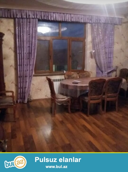Новостройка! Cдается 3-х комнатная квартира в центре города, в Cабаильском районе, в поселке Патамдарт, над супермаркетом «Bazarstore»...