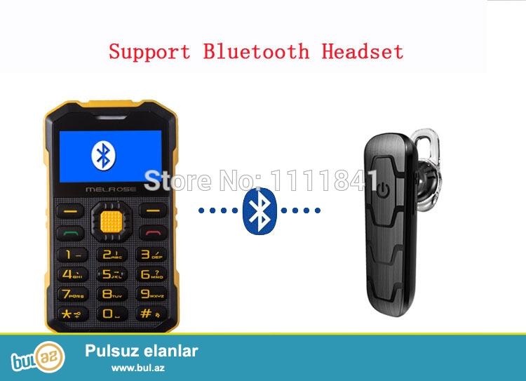 Yeni kredi kartı boyda zerbeye davamlı balaca telefon<br /> Çatdırılma pulsuz<br /> Başqa telefona qoshula bilir<br /> Ekran: Rəngli<br /> Qalınlığı: Ultra Slim (