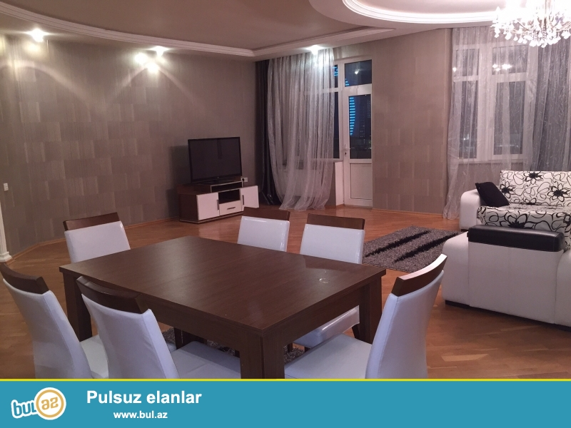 Новостройка! Cдается 4-х комнатная квартира в центре города, в Наримановском районе, по улице Табриз (Чапаева), рядом с рестораном «Шуша»...
