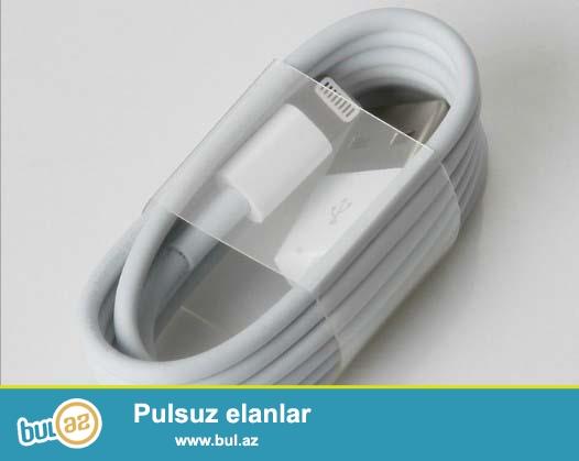 Apple kabel <br /> iphone <br /> 5/5s <br /> 6/6s <br /> ipad mini <br /> Catdirilma yoxdu
