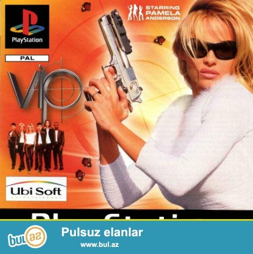 Ps1 oyun diski <br /> Vip