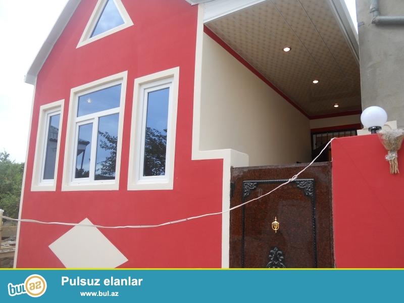 Xetai rayonu, NZS-qesebesi, Mingecevir kucesinde, 2-otaqli, Super temirli heyet evi satiram...
