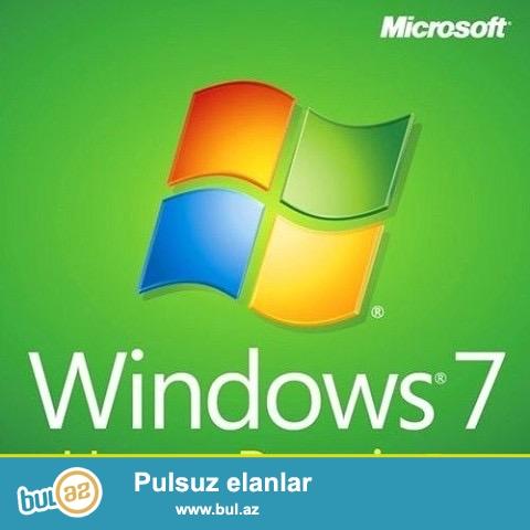 Windows 7 Format diski Home Premium x64 Magazalarda 90-120 AZn arasidi <br /> Bu kodun sahesinde yoxliya bilersiz original oldugunu<br /> <br /> Windows 7 Hom Premium x64 SHA1:B29A597223233AA5F408ADFC0238F82960CB665<br />