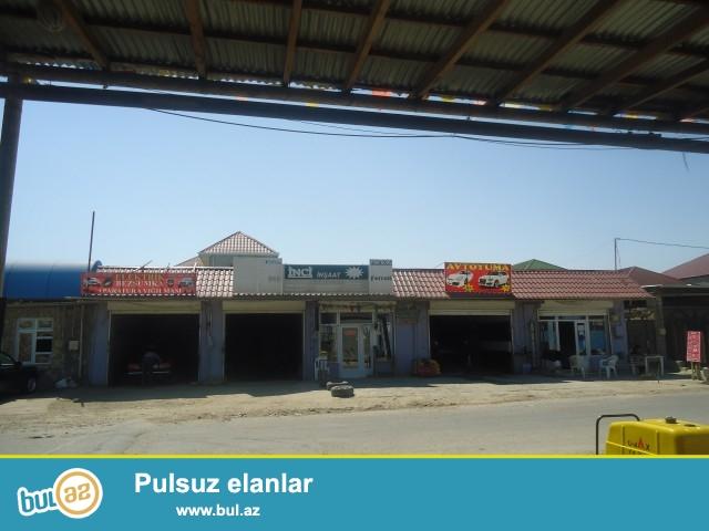 Sabunçu rayonu Ramana savxozu, Südçülük deyilən ərazi, baş yolun sol tərəfində, ümumi sahəsi 200 kvadrat olan obyekt təcili olaraq satılır...