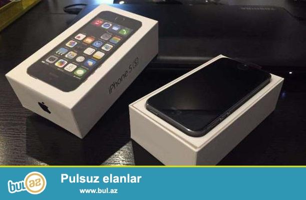iPhone 5s yeni  ashagi yeri yoxdur. kredit ve barter yoxdur...