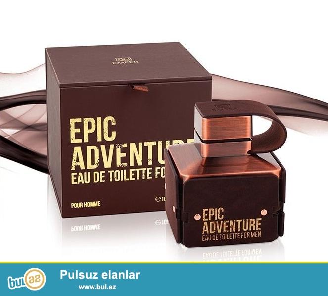 orjinal epic adventure etri.chox qalicidir.sifarish uchun whatsappa yazin 0708735863