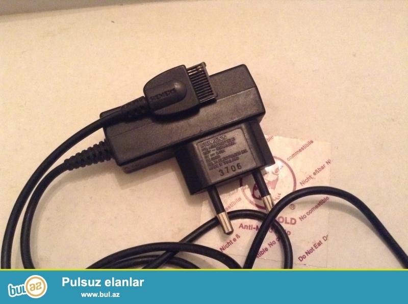 Original Simens adapteri<br />