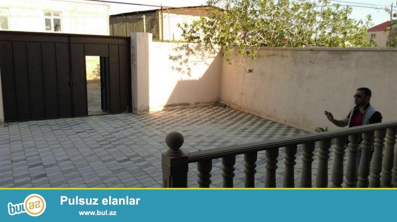 Срочно! В посёлке Новханы  напротив  ресторана * Дениз кенары* в 150 метрах от моря продаётся  2 -х этажный расположенный на 2...