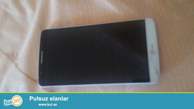 salam lg g3 16gb (ag rengde) telefonu satilir.Ekranin yungulvari cat var sekilden gorunduyu kimi oda sensorun islemeyine hec bir tesir gostermir ve bir de telefon cox islendikde qizir ve ekan oz ozune qaralir,sonur...