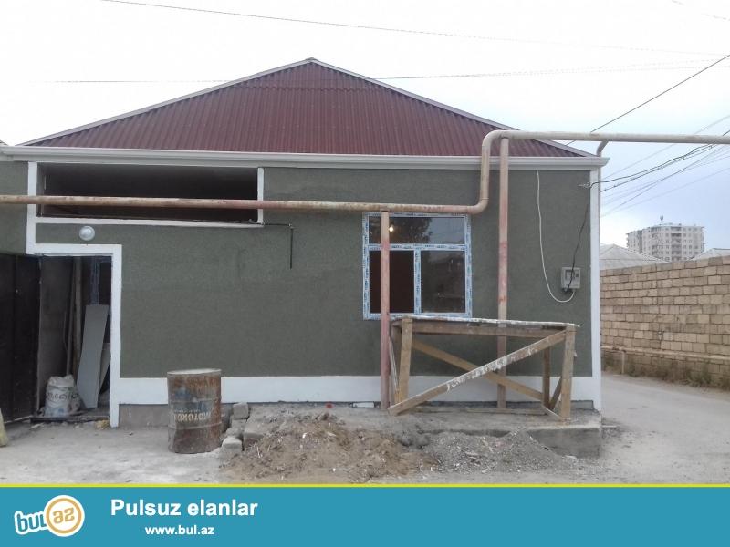 Xırdalan şəhərində , Texnikomun yanında kürsülü 1 sotun içində 3 otaqlı həyət evi satılır, evin içinin ümumi sahəsi - 60 kv...