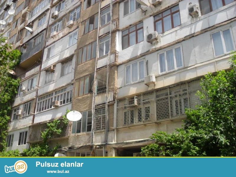 Продается 3-х комнатная квартира в районе Ясамал, около школы №158, экспериментальный, спец проект, каменный дом, 9/8, общая площадь 100 кв...