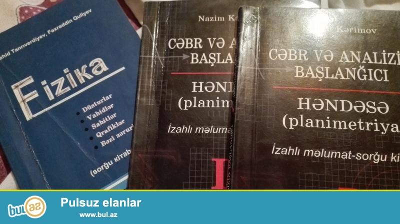 TQDK-nın Kitab və Testləri satılır ucuz qiymətə...