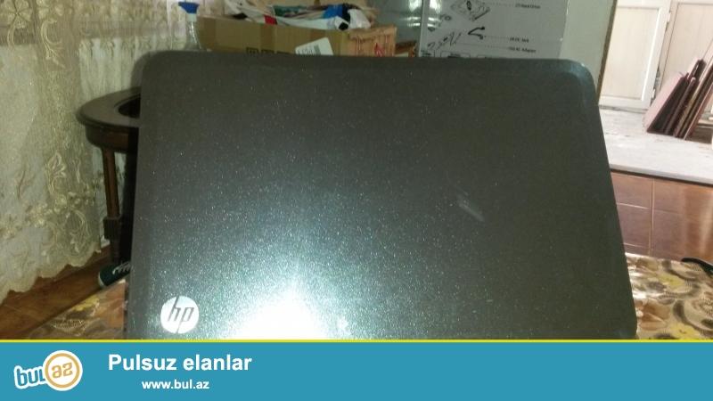 HP Pavillion G6  tecili satilir.  Notebook tam islek  seviyyyededi...
