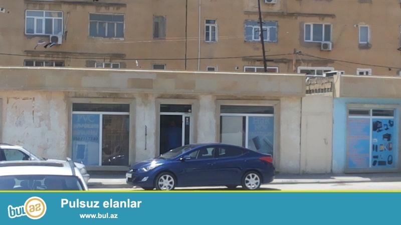 Tecili: Baki şəhəri Qaradag rayonu Lokbatan qəsəbəsində umumi sahəsi 42 kv,olan obyekt satilir...