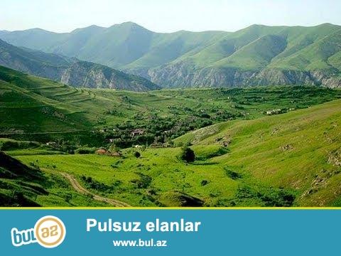 Şabran şəhəri Baş əmirxanlı kəndi 24 sot torpaq satılır...