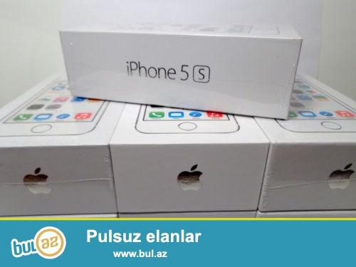 Apple iPhone 5S 64GB smartphone zavod tam aksesuarları ilə yeni və orijinal oxunuş<br /> <br /> Tam ətraflı məlumat üçün satıcının siyahısını bax<br /> <br /> vasitəsilə mənə müraciət  Whatsapp +44 7968 346678<br /> <br /> <br /> <br />