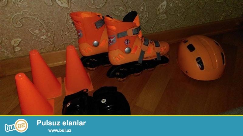 Istfade olunmayib, 33-35 razmer ,<br /> elaqe nomresi 0552978673
