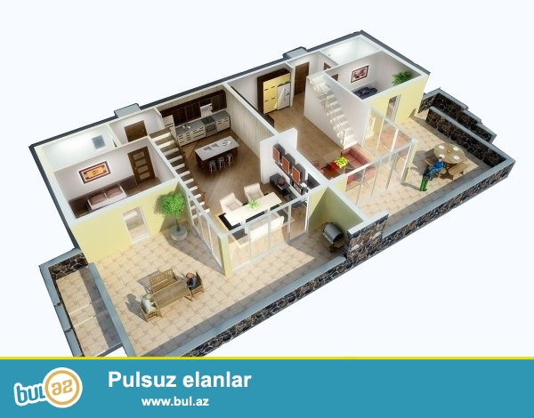 3D dizayn proqrami ile ev,villa,obyekt,restoran ve interyerin dizaynlanmasi,eskizlerin cekilib layihelendirilmesi Cork House MMC de cox munasib qiymete, 1 kv/metri cemi 10 azn...