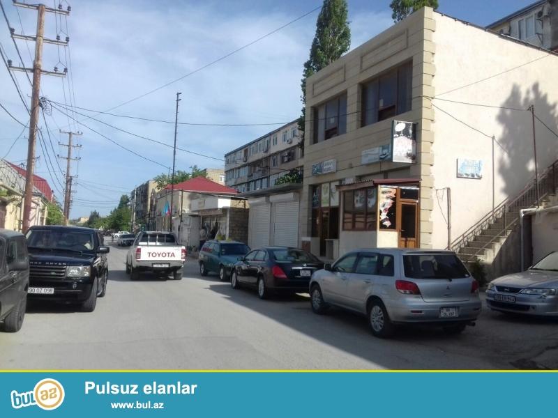 Xırdalan şəhərində texnikomun yanında , 2 mərtəbəli obyekt satılır . 1 sotun içində tikilib ...