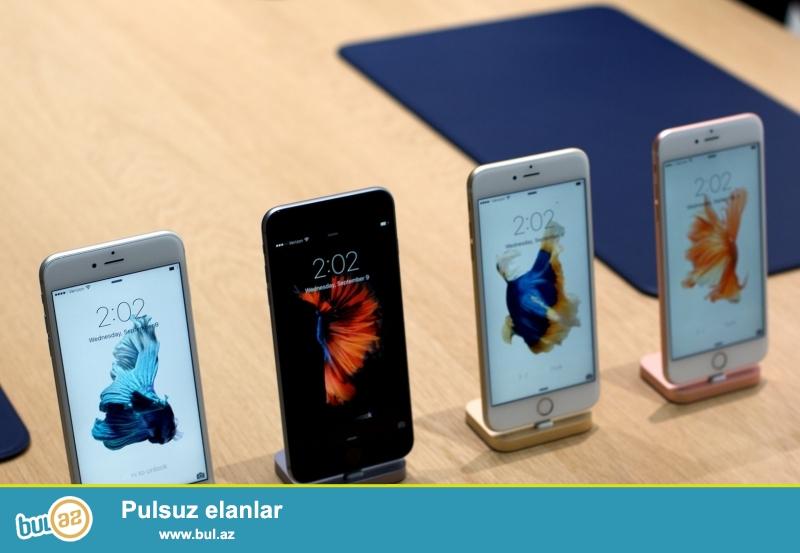 Iphone 6s yeni a klass keyfiyyetinde zavod qusuruna gore zemanet verilir ve deyisdirilir...