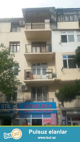 Yasamal rayonu, Musabəyov qəsəbəsi, A.M.Şərifzadə, Yasamal bazarının yaxınlığında, yolun qırağında, daş binada 2 otaqlı mənzil satılır...