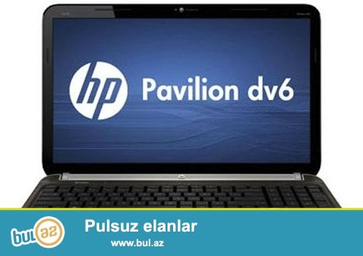Hp-Dv6<br /> Pro:I7 3610 2.3GHZ<br /> Ram:6GB <br /> Hdd:320GB <br /> Vga:2GB Nvidia 630M<br /> Screen:15...