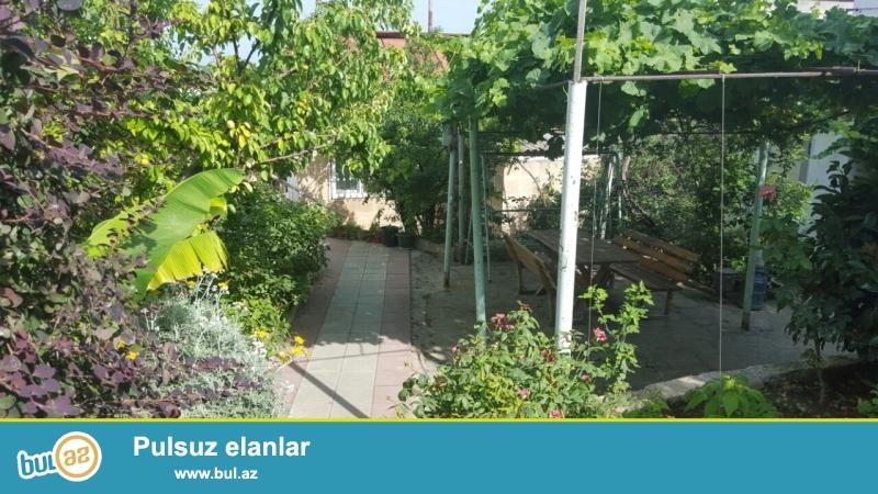 Срочно! Продается 1-а этажная , в Байыле  расположенная на 3-х сотки земли, площадью 100 квадрат, 3-х комнатный,  с евро ремонтом...