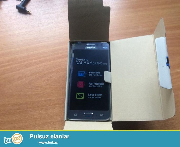 Samsung grand Prime Yeni orjinal qutuda.
