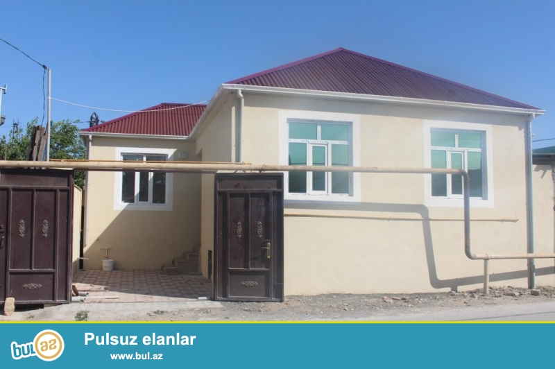 Sabunçu rayonu,1-ci Zabrat qəsəbəsi,198-Nömrəli maşrut yolun üstündə 1...