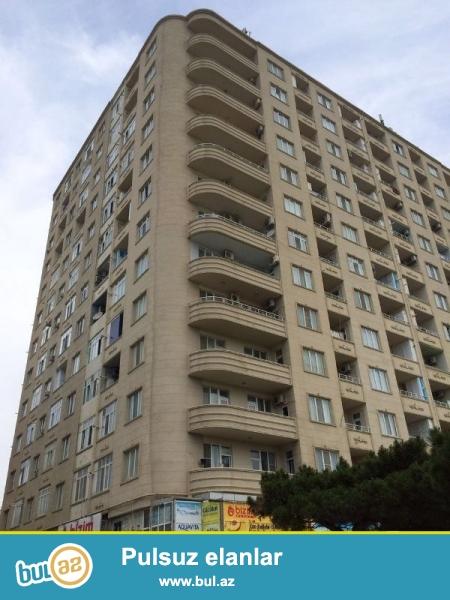 Badamdar qəs.,12 mərtəbəli, yeni tikili binanın 8-ci mərtəbəsində, 1 otaq 2 otağa düzəlmə, 47 kv...
