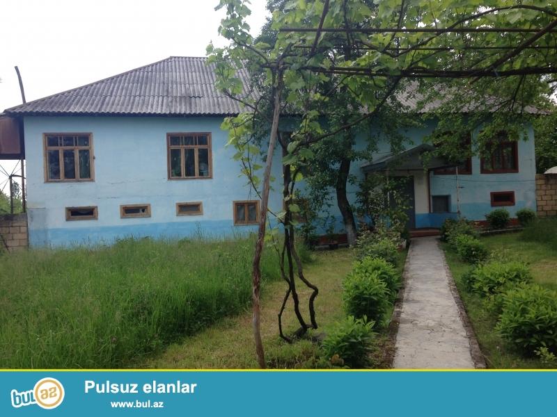 Qebele rayon Vendam qesebesinde kiraye ev verilir,içerisinde manqal samovar var...