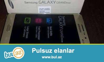 Samsung Grand prime pakovka son qiymet
