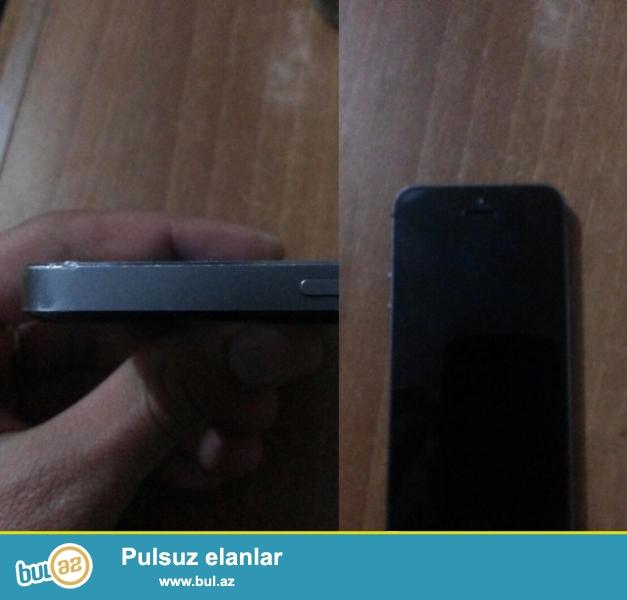 Iphone 5s tecili satilir. Karopka adaptoru var. iwlemeyinde hec bir prablemi yoxdu zaryatkani yaxwi saxlayir...